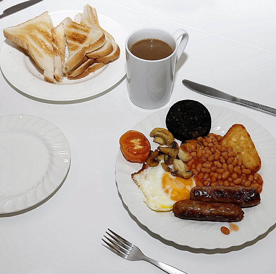 Men's Breakfast at The Cafe - Wednesday 4th March
