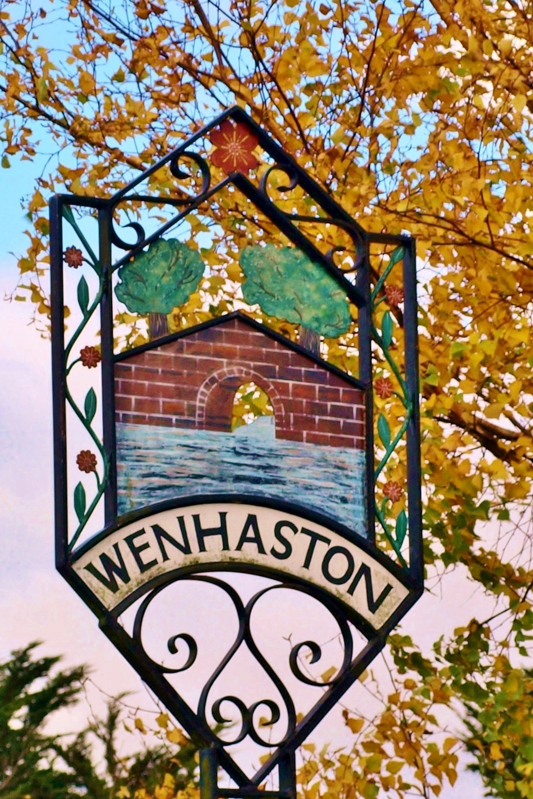 Wenhaston with Mells Hamlet