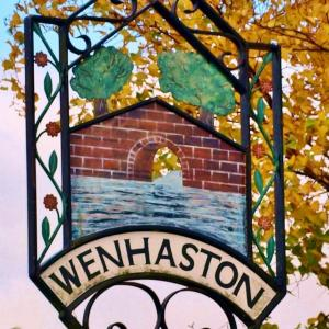 146 Wenhaston Autumn Sign Copy